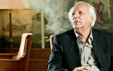 الصورة: وفاة المفكر المصري سمير أمين