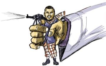 الصورة: يحيى معضب.. رفض المساهمة في «المجهود الحربي» فقتله الحوثي