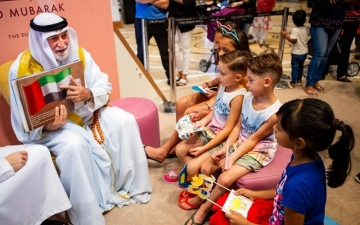 الصورة: «شيبتنا» يحتفل بالأضحى في «دبي مول»