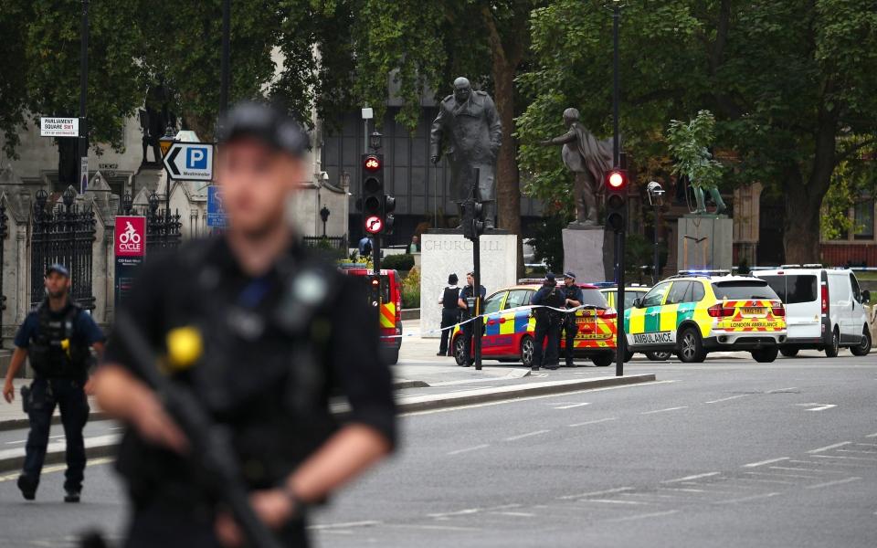 الصورة: الإمارات تدين الهجوم الإرهابي في بريطانيا أمس