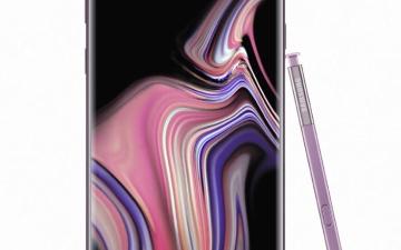 الصورة: سامسونغ تزيح الستار عن  Galaxy Note9 في الإمارات