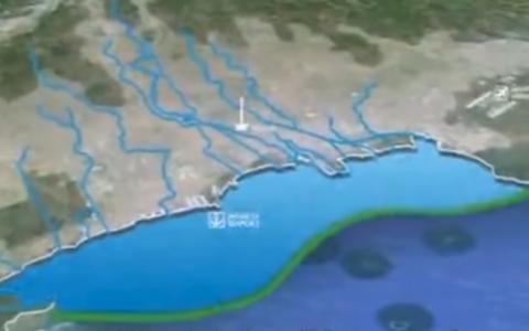 الصورة: ماهي أسرع عاصمة عالمية مهددة بالغرق؟