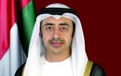 الصورة: عبدالله بن زايد يصدر قراراً بتشكيل مجلس شباب «الخارجية»