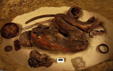 الصورة: دراسة: المصريون عرفوا التحنيط قبل زمن الفراعنة