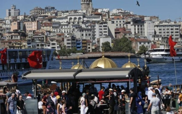 الصورة: صندوق النقد الدولي : على تركيا أن تضمن استقلالا كاملا لبنكها المركزي