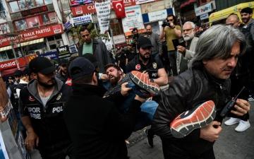 الصورة: تركيا تعتقل مواطناً ألمانياً