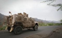 الصورة: الشرعية تحرر باقم وحيران من ميليشيا الحوثي