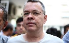 الصورة: محكمة تركية ترفض الإفراج عن القس الأميركي مجدداً
