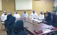 الصورة: مجلس رأس الخيمة للشباب يطلق مبادرة «برزة شبابية»
