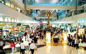 الصورة: سوق مطار دبي الحرة الثانية في المبيعات عالمياً 2017
