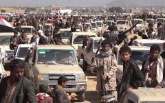 الصورة: تقارير: عبدالملك الحوثي هرب   إلى خارج اليمن