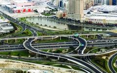 الصورة: خطة لتأمين انسيابية الحركة المرورية في دبي أثناء العيد