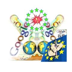 الصورة: «غوغل» والاتحاد الأوروبي