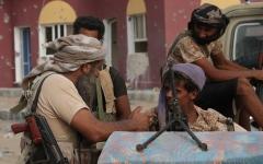 الصورة: المقاومة اليمنية على مشارف الحديدة وحماية المدنيين الأولوية القصوى