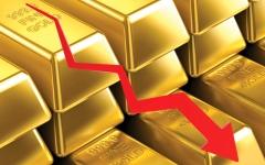 الصورة: تراجع الذهب في أسبوع  2.3%