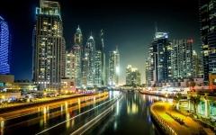 الصورة: دبي.. مدينة لا تنام وصاحبة تاريخ عريق