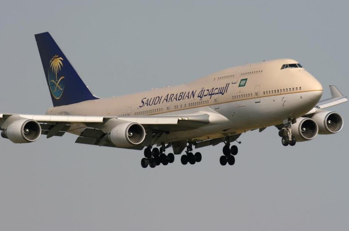 هبوط اضطراري لطائرة سعودية بمطار القاهرة