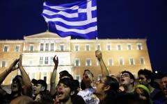 الصورة: اليونان تطوي صفحة برنامج المساعدات