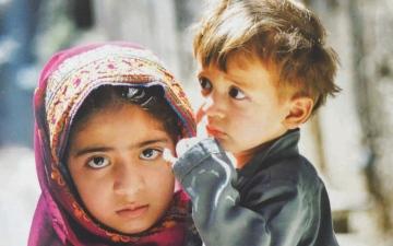 الصورة: دور إماراتي فاعل في مكافحة شلل الأطفال عالمياً