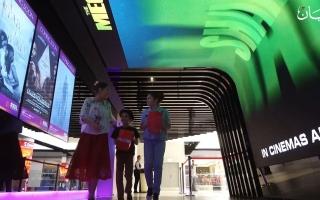 الصورة: دبي تغير طريقة مشاهدة الأفلام في الصالات