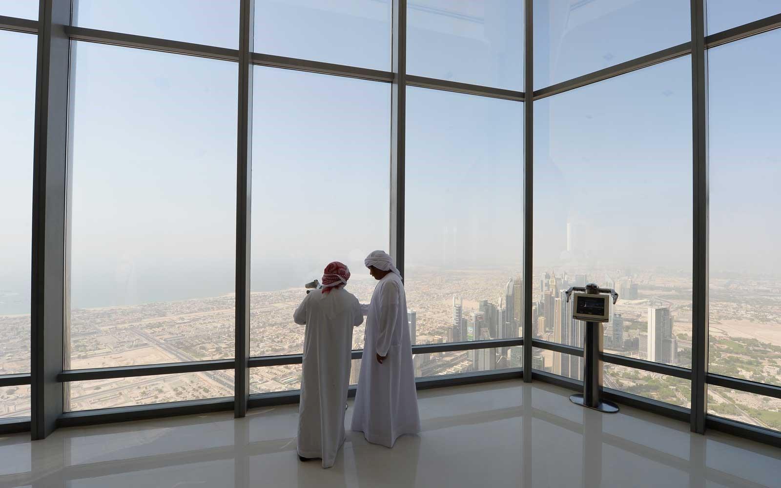الصورة : برج خليفة