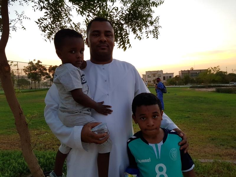 مراكز تدريب كرة القدم في دبي