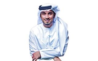 الصورة: الصورة: محمد الشحي: حي دبي للتصميم يستقطب 373 شركة