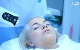 الصورة: العلاج بدرجة حرارة 140 تحت الصفر في دبي