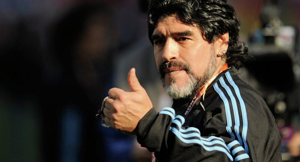 """""""أمازون"""" تحوّل حياة مارادونا إلى مسلسل تلفزيوني"""