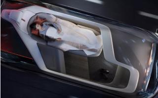 الصورة: فولفو تصمم سيارة قادرة على الطيران من واشنطن إلى نيويورك