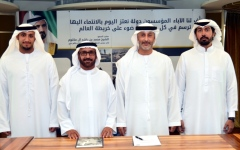 الصورة: تعاون بين «دبي للرياضات البحرية» ونظيره بالفجيرة