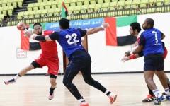 الصورة: 9 فرق تتنافس على كأس الإمارات لليد
