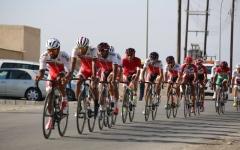 الصورة: منتخبنا رابعاً في ختام «عربية الدراجات» بالجزائر