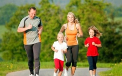 الصورة: ممارسة الرياضة للوقاية من الأمراض