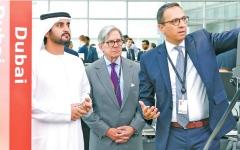 الصورة: مكتوم بن محمد: دبي مركز عالمي لصناعة الإعلام