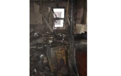 الصورة: اختناق 9 أشخاص في حريق شقة بالنعيمية في عجمان