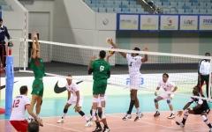 الصورة: طائرة «الأبيض» تفوز على العراق  في كأس الاتحاد الآسيوي