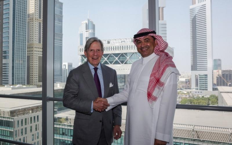 الصورة: إطلاق «بلومبرغ الشرق» في دبي