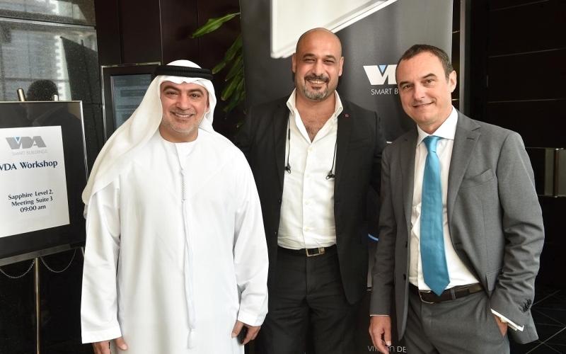 الصورة: «في دي إيه» تتوسع في الإمارات بمنصات ضيافة ذكية