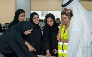 الصورة: إكسبو دبي يطلق برنامجاً لتدريب الشباب الإماراتي