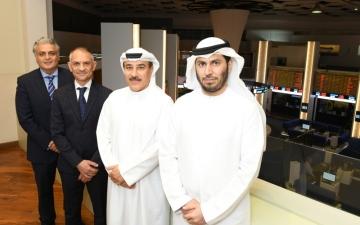 الصورة: سوق دبي المالي يعتمد ترخيص سيكو كصانع سوق وموفّر سيولة