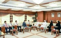 الصورة: غرفة عجمان تعزّز التعاون الزراعي مع الصين
