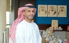 الصورة: الرميثي أول رئيس عربي للجنة الاقتصادية في منظمة الحديد والصلب العالمية