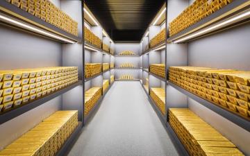 الصورة: تراجع أسعار الذهب متأثرة باشتعال التوترات التجارية
