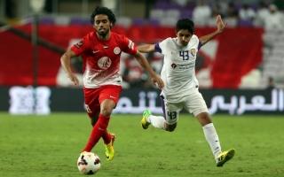 الصورة: ريان يسلم: الطقس يحرم اللاعبين من الظهور بمستواهم الحقيقي