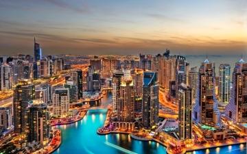 الصورة: مؤشرات ترسم صورة إيجابية لنمو الإمارات