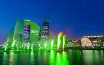 الصورة: الإمارات تحتفي باليوم الوطني السعودي بفعاليات متميزة