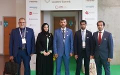 الصورة: استعراض تجربة الإمارات في الطاقة خلال مؤتمر عالمي ببرشلونة