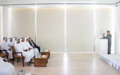 الصورة: ديوان ولي عهد أبوظبي ينظم ندوة طبية في «واحة الكرامة»