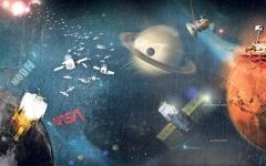 الصورة: المستقبل الفضائي .. فرص واختراعات